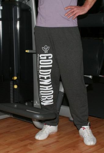 Bodyhose Grau mit Beindruck Golden Horn Sportswear