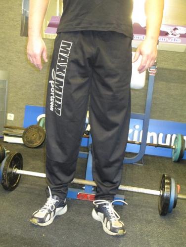 Bodyhose mit Maximum Sportswear Beindruck