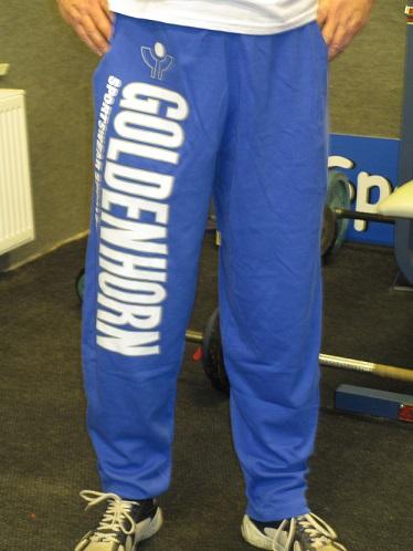 Bodyhose mit Beindruck Golden Horn Sportswear