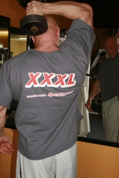 Big Shirt XXXL Rückendruck