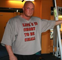 Big Shirt Life to Short