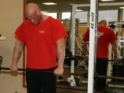 V-Big Shirt mit Rückendruck