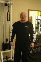 Big Sweatshirt mit Armdruck