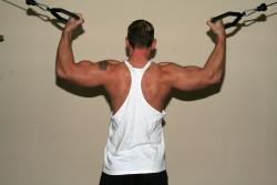 Muskelshirt mit Frontdruck aus den USA